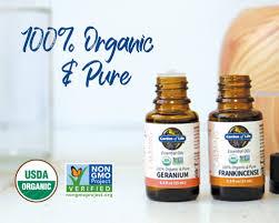 <b>Essential Oils</b> | Garden of Life