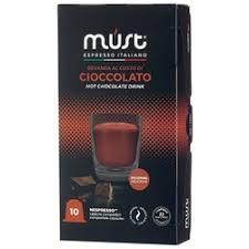 «Кофе в капсулах Nespresso <b>Must Cioccolato</b>» — Результаты ...