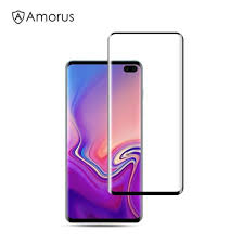 amorus. AMORUS for Samsung Galaxy S10 [<b>3D Curved Full</b> Cover ...