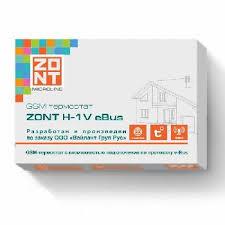 <b>ZONT</b> H-1V <b>eBus</b> — <b>zont</b>-online.ru