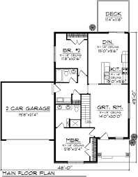 Emejing Two Bedroom Homes Plans Gallery Capsulaus Capsulaus - Two bedroomed house plans