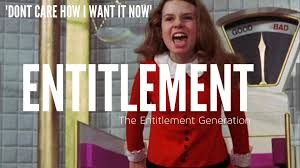 the entitlement generation the entitlement generation
