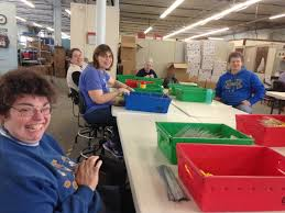 can every person a disability hold a regular job ncpr news most employees of this sheltered workshop said they are happy here but disability advocates said
