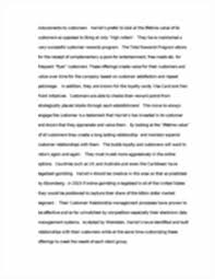 harrah s case study cusrommer value funnel question r docx image of page 4