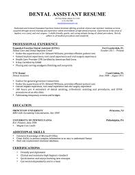 licensed expanded fuctions dental assistant offering excellent licensed expanded fuctions dental assistant offering excellent clinical resume template example