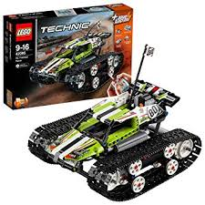 "<b>LEGO</b> 42065 ""<b>RC</b> Tracked Racer Building Toy: Amazon.co.uk: Toys ..."