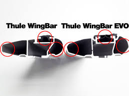Чем отличается Thule WingBar и <b>Thule WingBar Evo</b>? - Roof-Rack.ru