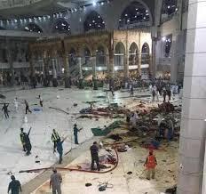 Mecca Crane Accident: Victims'