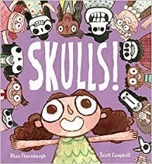 <b>Skulls</b>!: Thornburgh, Blair, Campbell, Scott: 9781534414006 ...