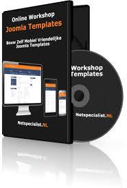Cursus Online Workshop Joomla Templates - Netspecialist