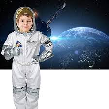 Brownrolly <b>Children's Astronaut Costume</b>, Dress up Role Play ...