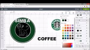 Cricut - Starbucks inspired <b>DIY</b> coffee mug Disney logo <b>lion king</b> ...