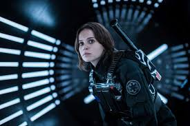 file this file image released by lucasfilm ltd shows felicity jones as jyn erso box san francisco office 5