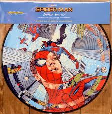 Виниловая пластинка. <b>Spider</b>-<b>Man</b>: Homecoming Soundtrack ...