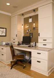 home office love to have this built in the spare bedroom built home office desk builtinbetter