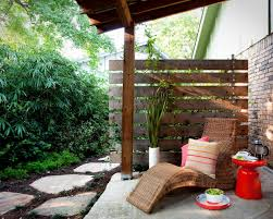 striped patio umbrella decorating home ideas
