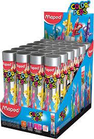 <b>Цветные карандаши</b> Maped Color'Peps Classic (<b>металлический</b> ...