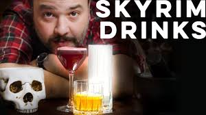 Drinks from <b>Skyrim</b> | How to Drink - YouTube
