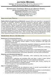 contract specialist resume cipanewsletter sample contract specialist resume insurance claims adjuster
