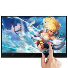 15.6<b>inch</b> Portable Monitor Touchscreen 1080P HDR IPS Gaming ...