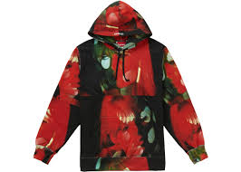 Supreme The <b>Velvet Underground Nico</b> Hooded Sweatshirt Multicolor