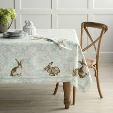 cupcake kitchen tablecloths vinyl oilcloth fabric quicklook damask bunny tablecloth imgo quicklook damask bunny tableclo