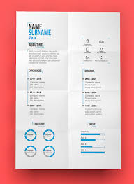 Modern design Free CV   Resume Templates and PSD mockups available in Photoshop format  instant download  These CV   Resume templates are very helpful to     Etsy