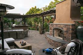outdoor living spaces gallery encinitas outdoor living spaces with fireplace