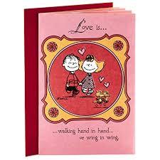 Amazon.com : Hallmark Sweetest Day Card (Peanuts) : Office ...