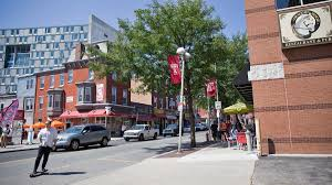 templetown off the map after google gets complaints from cecil b temple university students new student housing units and restaurants occupy the heavily trafficked block