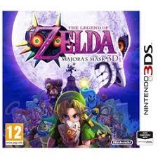 Theme The Legend of Zelda: Majora's Mask <b>3D</b>