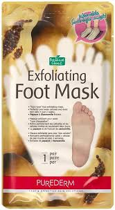 <b>Маска</b>-пилинг для <b>ног</b> Purederm Exfoliating Foot <b>Mask</b> / 1 пара ...