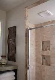 sensing bathroom fan quiet: powerful ventilation quiet operation view larger