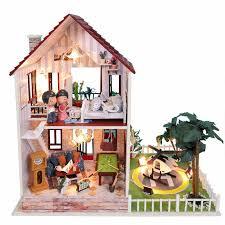 Mobili Per La Casa Delle Bambole : Mobili in miniatura kit acquista a poco prezzo