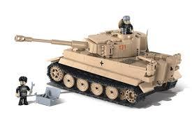 <b>Конструктор COBI</b> Танк Tiger I 131 - COBI-2519 | детские игрушки ...