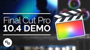 Final Cut Pro <b>X</b> 10.4 Demo - Big <b>Focus</b> On <b>Color</b> Grading - YouTube