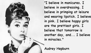 My 17 Favorite Audrey Hepburn Quotes | Julette Millien