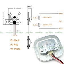 code bathroom wiring: three wire kg load cell