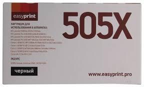 Купить <b>Картридж EasyPrint LH-505X U</b>, совместимый по низкой ...