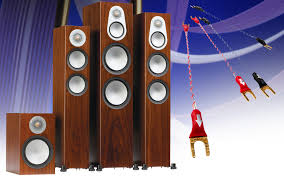 <b>Перемычки</b> Nordost позволяют <b>акустике</b> Monitor Audio Silver ...