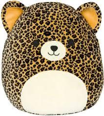 """Мягкая <b>игрушка</b> - сквиш <b>антистресс Squishmallows</b> """"Леопард ..."""
