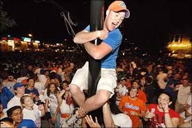 University of Florida UofF top party schools review Fiesta frog