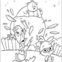 Small Picture Chicken little 35 coloring pages Hellokidscom