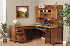 large size of desk wonderful corner desks with hutch l shaped solid wood material antique chic corner office desk