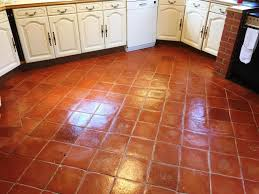 Terra Cotta Tile In Kitchen Restoring The Appearance Of A Terracotta Kitchen Tiles Stone