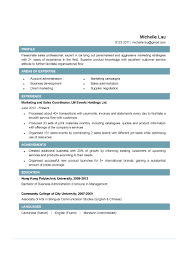 s coordinator cv ctgoodjobs powered by career times s coordinator cv