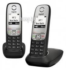 <b>Радиотелефон Gigaset A415 Duo</b>