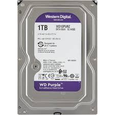 <b>Жесткий диск Western Digital</b> 1 Tb, 17x11x2 см, алюминий/сталь в ...