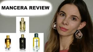 <b>MANCERA</b> NICHE PERFUMES REVIEW | Tommelise - YouTube