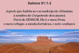 Resultado de imagem para imagens do salmo 91